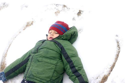 Snow angel1 blog