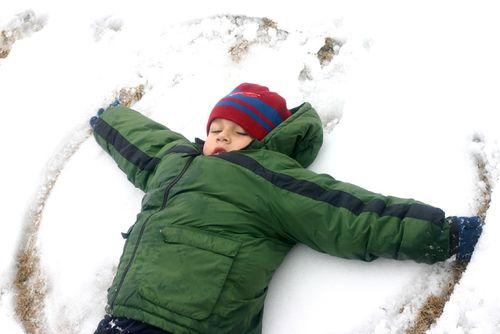 Snow angel2 blog