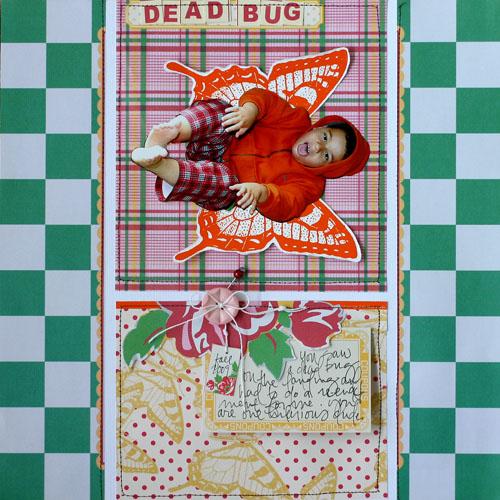 Dead bug 500