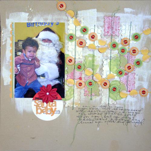 Santa baby500