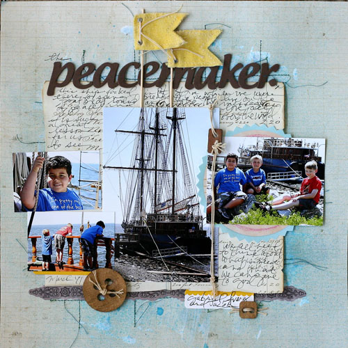 Peacemaker500