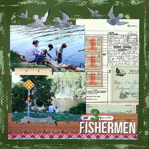 Doris fishermen
