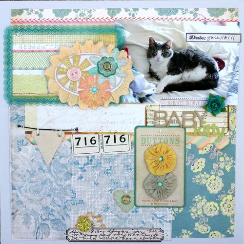 Baby kitty500