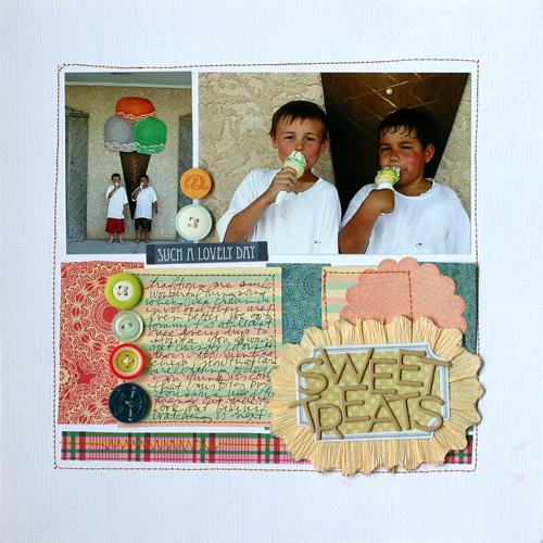 Sweet treats500