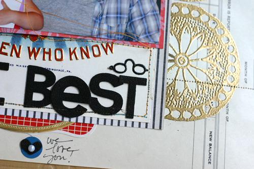 The bestdet